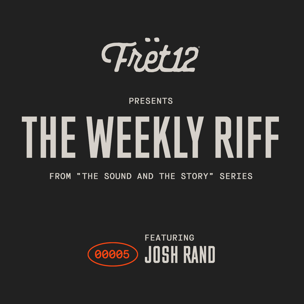 the weekly riff josh rand