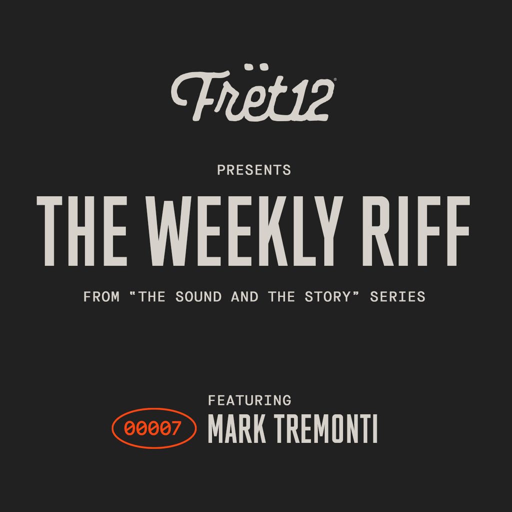 The Weekly Riff Featuring Mark Tremonti