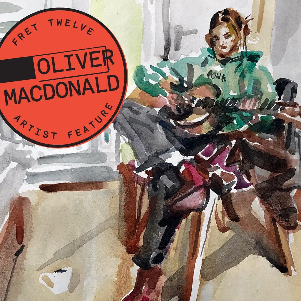 Oliver Macdonald on the Intersection Between Art & Music