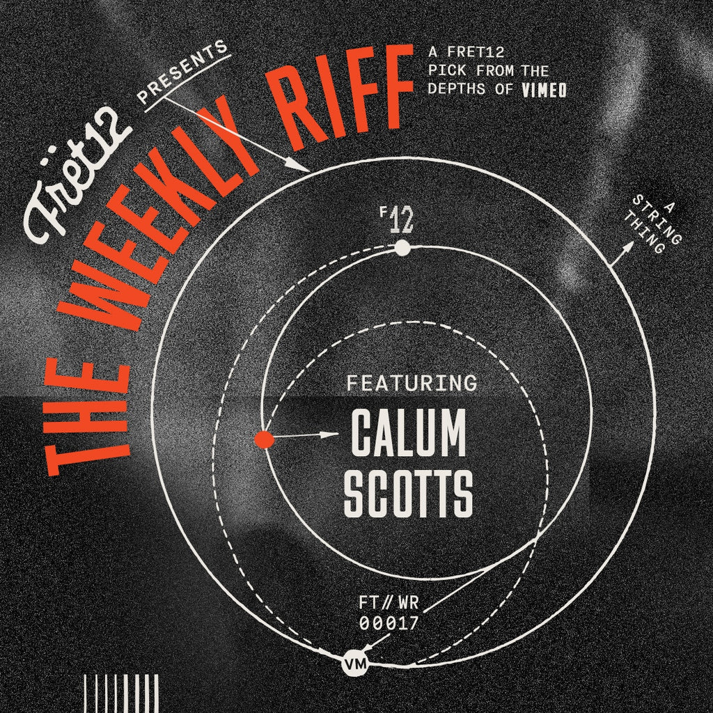 Weekly Riff from The Sound and The Story - Calum Scott