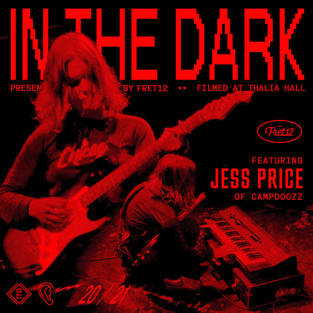 IN THE DARK featuring Jess Price