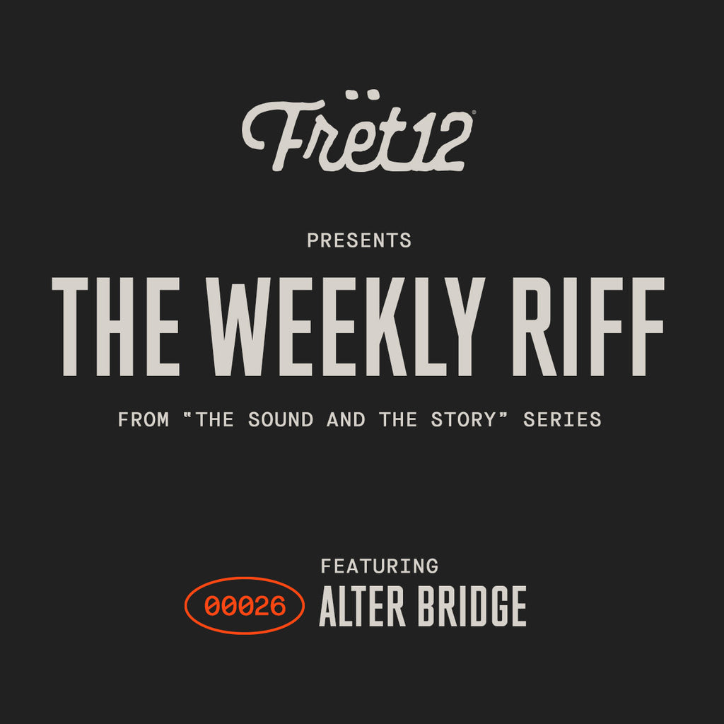 Weekly Riff from The Sound and The Story - Alter Bridge