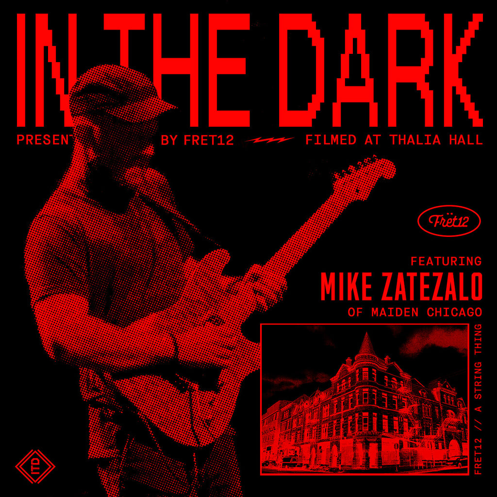 IN THE DARK with Mike Zatezalo