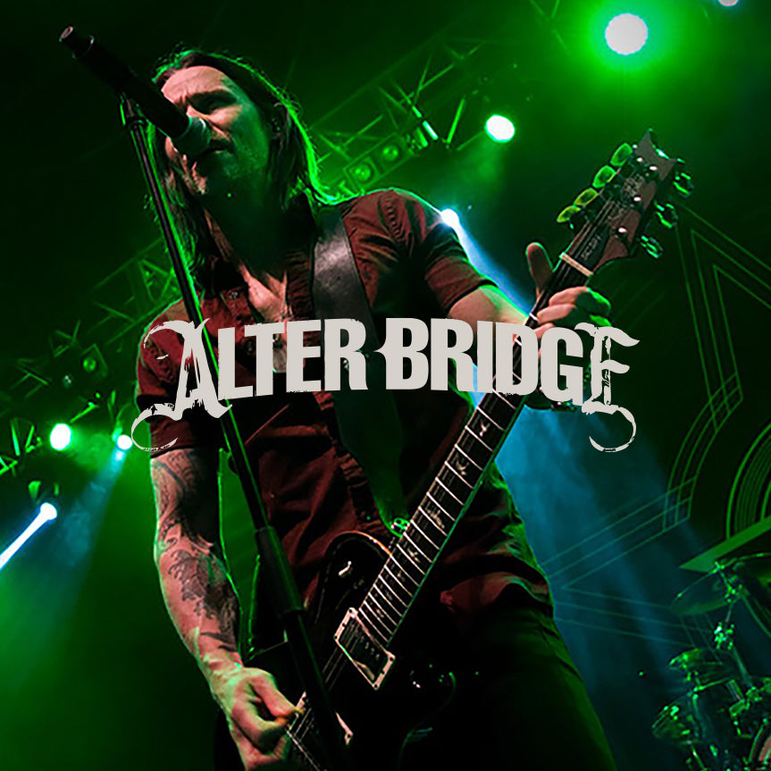 Alter Bridge : Live Gallery