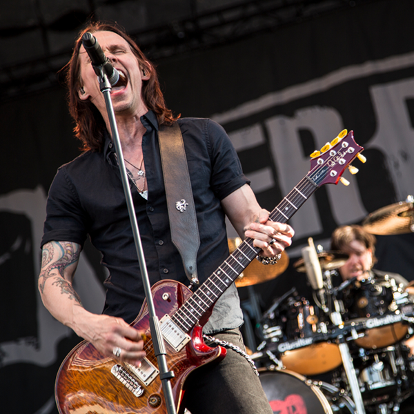 Alter Bridge - Fortress: The Sound and The Story : Video