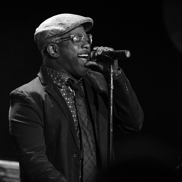 Corey Glover of Living Colour : Video