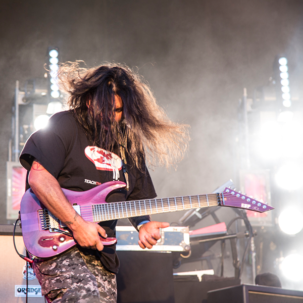 Stephen Carpenter of Deftones