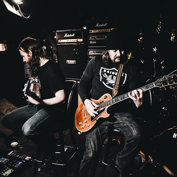 Matt Pike and Jeff Matz, High on Fire