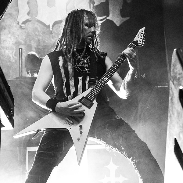 Mike Spreitzer of DevilDriver