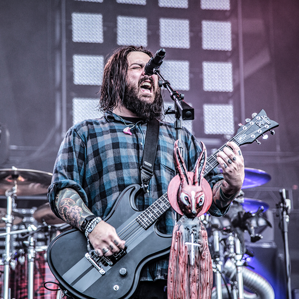 Live Gallery: Seether