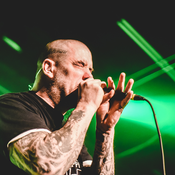 Live Gallery: Superjoint Ritual