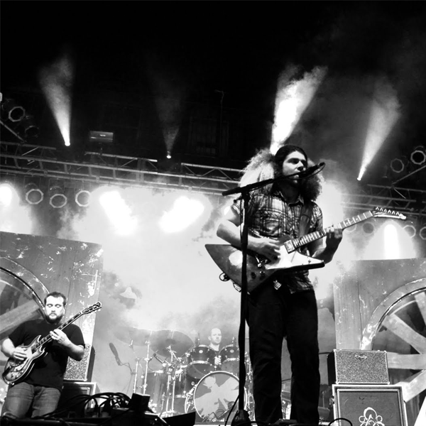 Claudio Sanchez & Travis Stever, Coheed and Cambria : Video