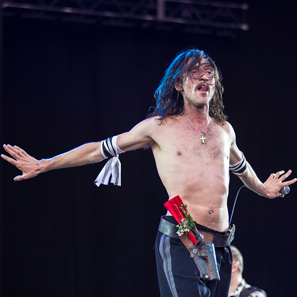 Live Gallery: Gogol Bordello