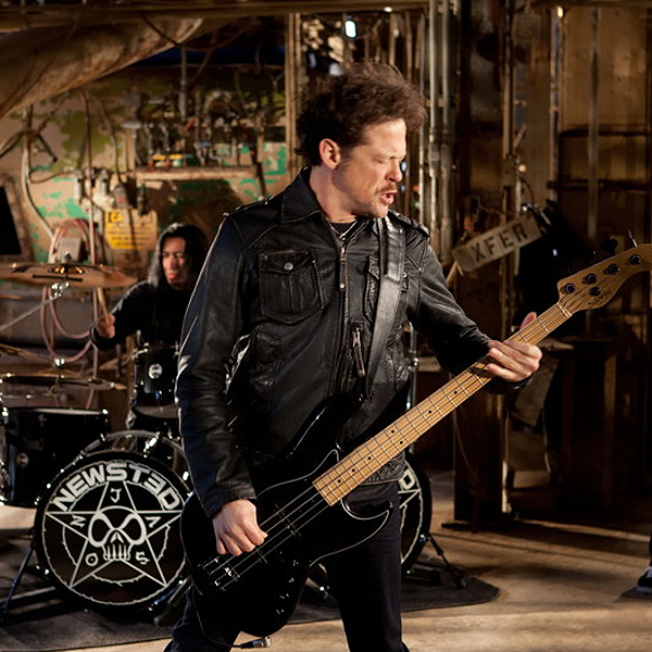 Jason Newsted and Mike Mushok, Newsted : Video