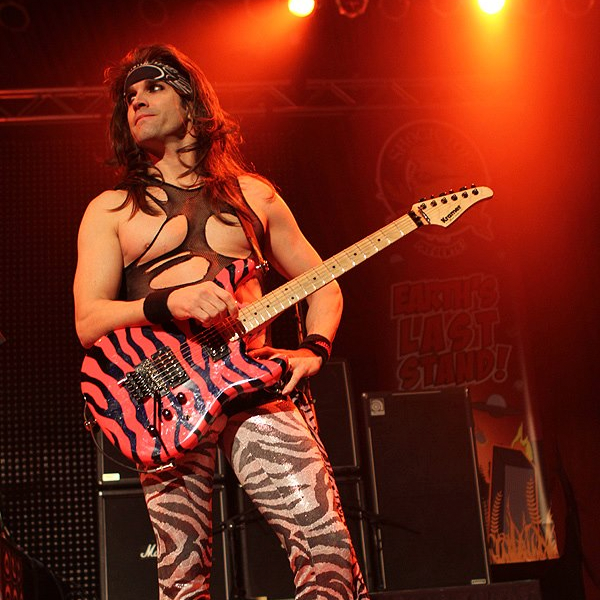 Satchel, Steel Panther : Video