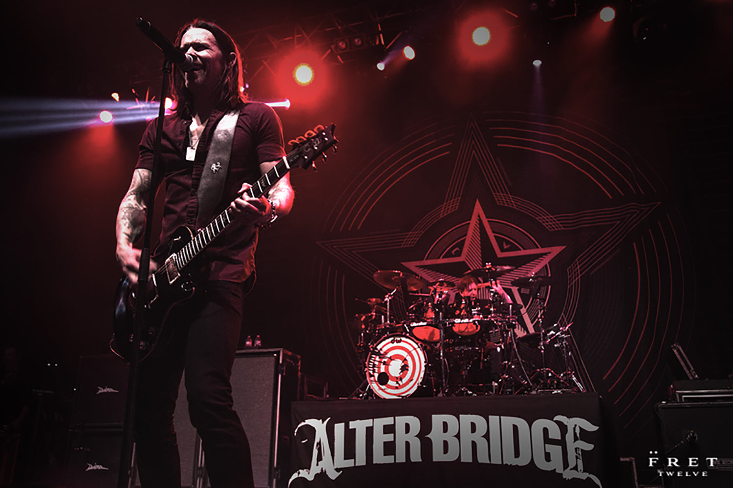 Alter Bridge Rosemont - FRET12 - 1