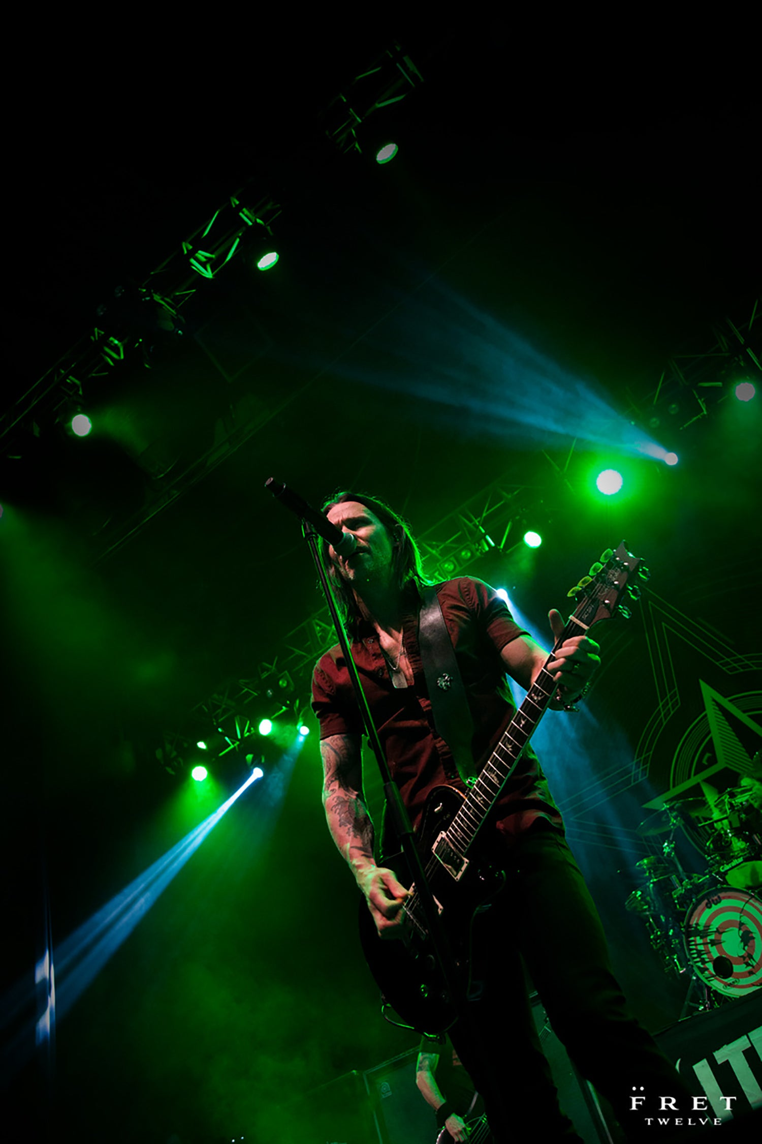 Alter Bridge Rosemont - FRET12 - 4