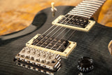 "Paul Reed Smith ""SE Mark Tremonti"" Signature Model PRS Singlecut in Gray / Black [Tremolo Bridge] 2019"