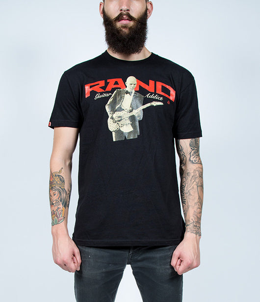Josh Rand (Stone Sour): Guitar Addict Shirt