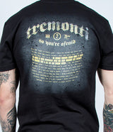 Tremonti - So You're Afraid Tee
