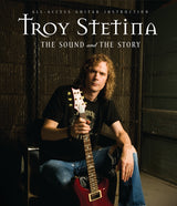 TROY STETINA: The Sound and The Story (DIGITAL DOWNLOAD)