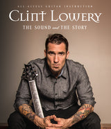 CLINT LOWERY: The Sound and The Story (DIGITAL DOWNLOAD)