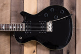 "Paul Reed Smith ""SE Mark Tremonti Standard"" Signature Model PRS Singlecut in Black [Tremolo Bridge] 2019"