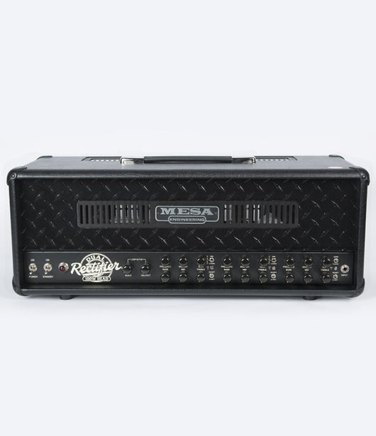 Mesa/Boogie Dual Rectifier - Blacked Out Special Edition