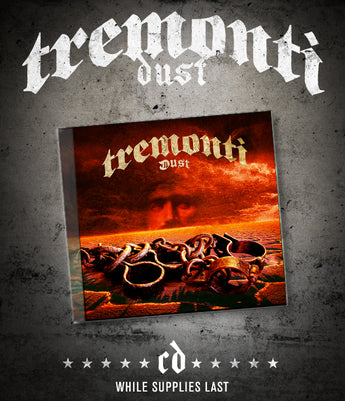Tremonti: Dust CD (with Autograph)