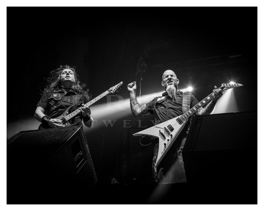 Anthrax, Chicago 2016