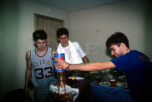 Beastie Boys, Backstage 1987
