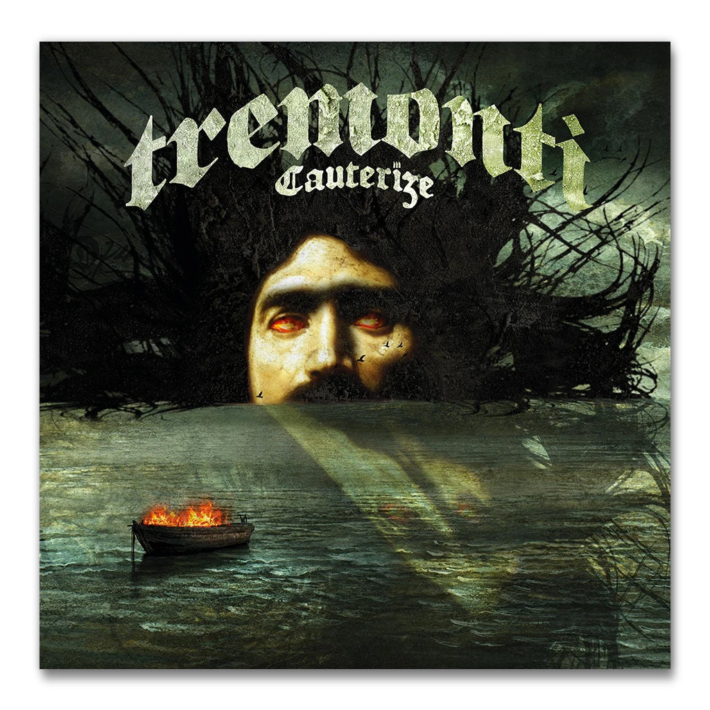 TREMONTI – CAUTERIZE CD + SIGNED COVER CARD