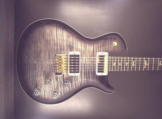 PRS Tremonti Top 10 Finish Charcoal Burst