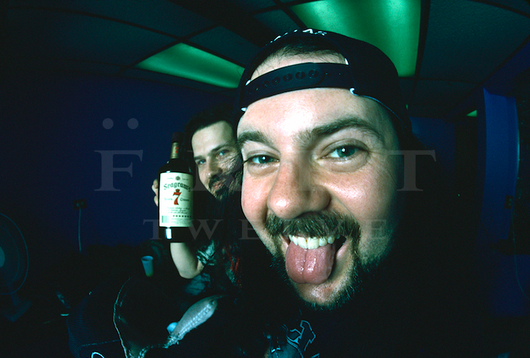 Vinnie Paul & Dimebag Darrell