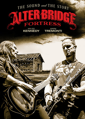 ALTER BRIDGE: Fortress - The Sound and The Story