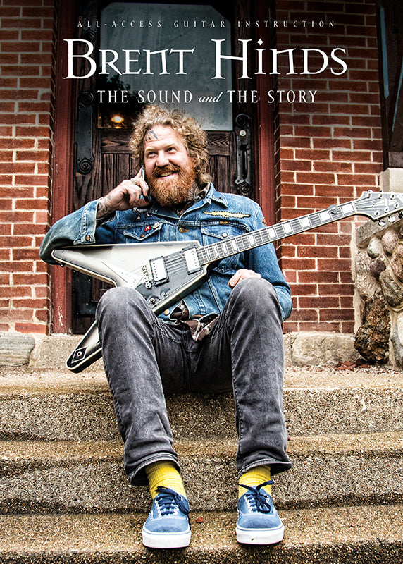BRENT HINDS - The Sound and The Story