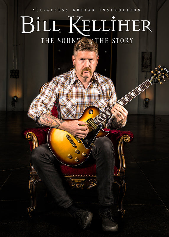 BILL KELLIHER - The Sound and The Story