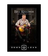 BILL KELLIHER: The Sound and The Story (DIGITAL DOWNLOAD)