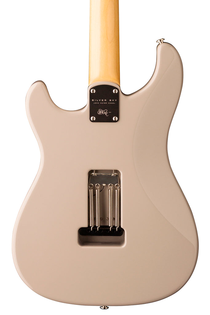 "Paul Reed Smith ""Silver Sky John Mayer Model"" PRS Doublecut in Moc Sand [Tremolo Bridge] 2020"