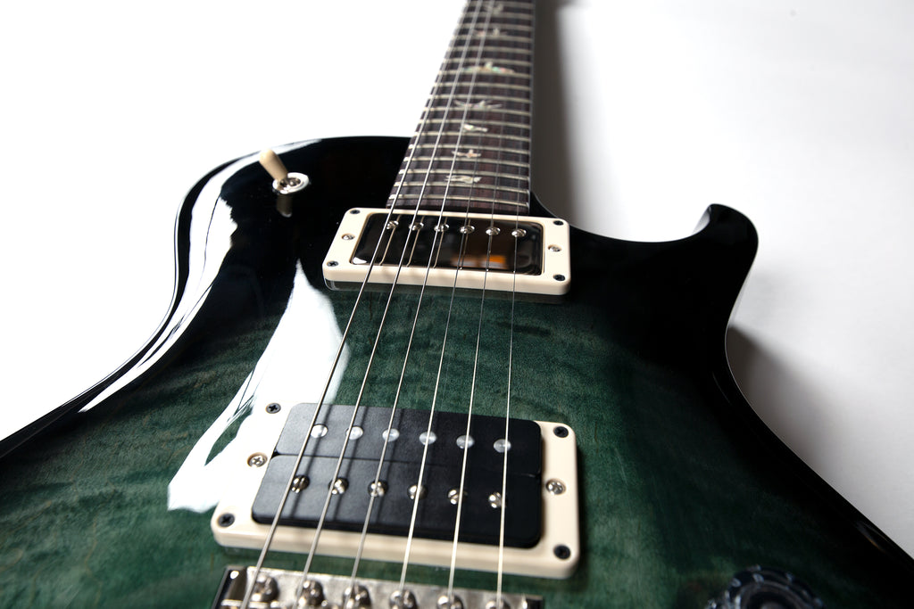 "Paul Reed Smith ""USA Mark Tremonti"" Signature Model PRS Singlecut in Evergreen Wrap Burst [Tremolo Bridge] 2020"