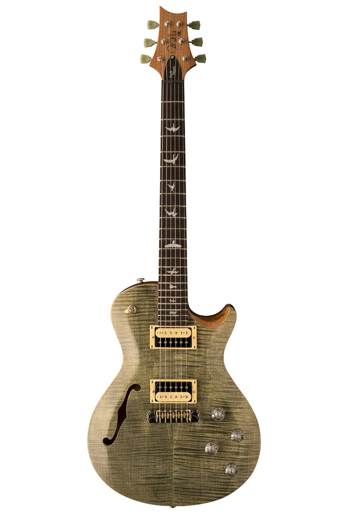 "Paul Reed Smith ""SE Zach Myers"" Signature Model PRS in Trampas Green [Adjustable Stoptail] 2019"