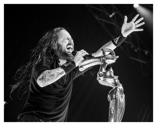 Jonathan Davis of Korn, Chicago Open Air 2016