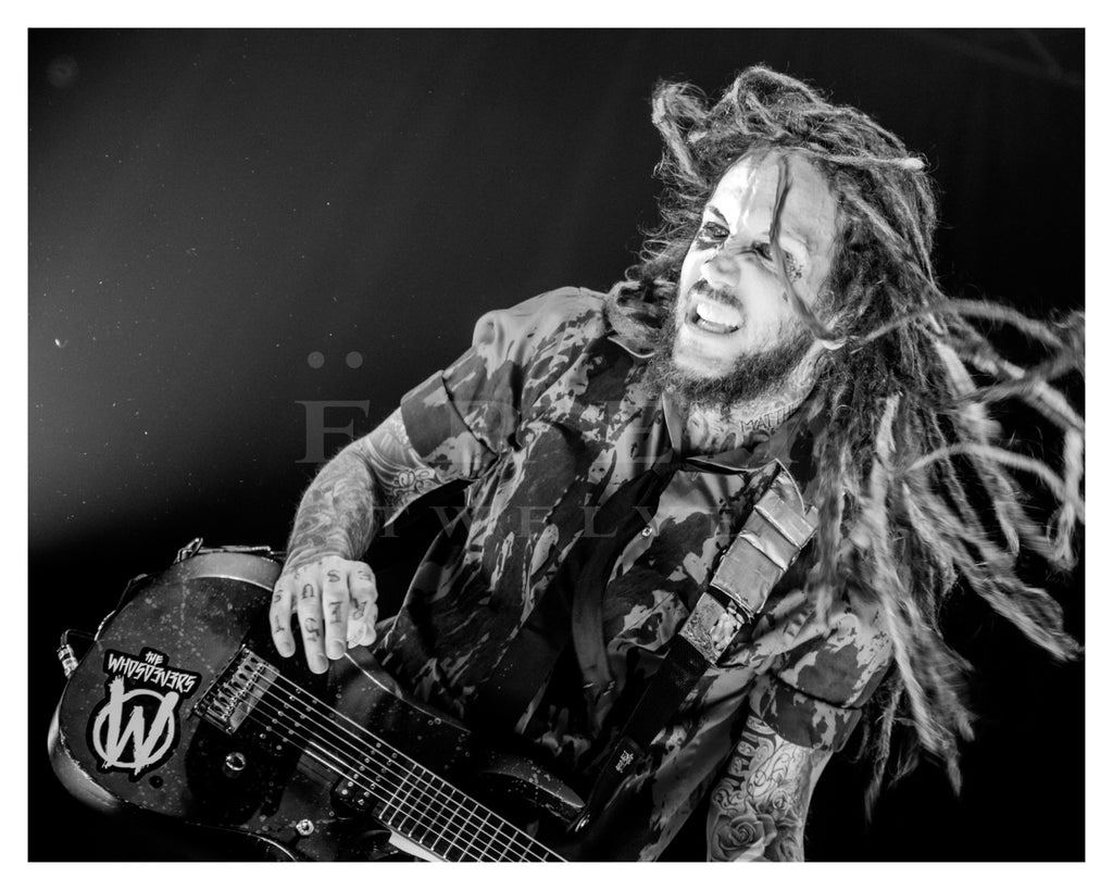 "Brian ""Head"" Welch, 2016"