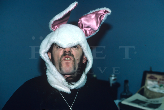 Lemmy, Rabbit Ears 1987