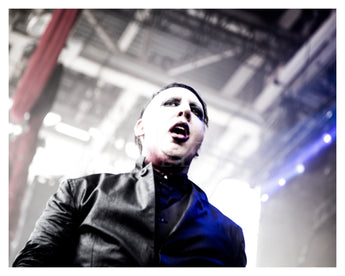 Marilyn Manson, Chicago Open Air 2016