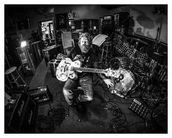 Brent Hinds of Mastodon, Mastodon Headquarters 2014