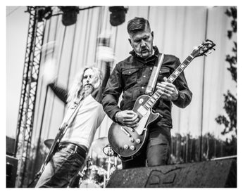 Bill Kelliher of Mastodon, 2014