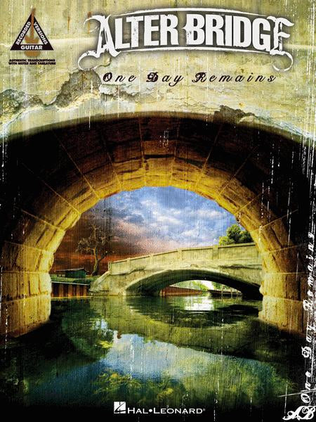 ALTER BRIDGE – ONE DAY REMAINS – SOFTCOVER TAB BOOK
