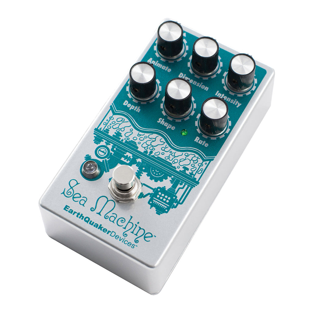 EarthQuaker Devices Sea Machine V3 Chorus Pedal