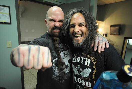 Kerry King & Mark Osegueda